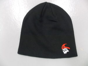 Pirate Beanie Front