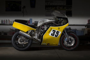 XR69 Replica built for Ironwood Racing to compete in the Phillip Island Classic International Challenge